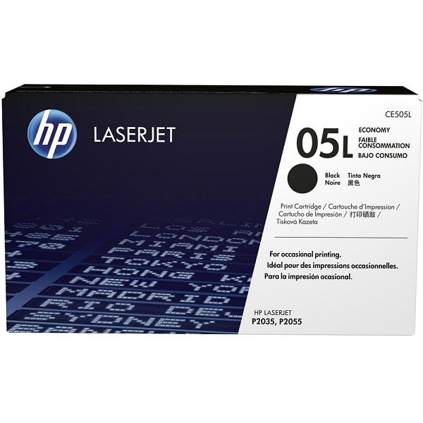 Заправка картриджа HP 05L (CE505L) в Москве