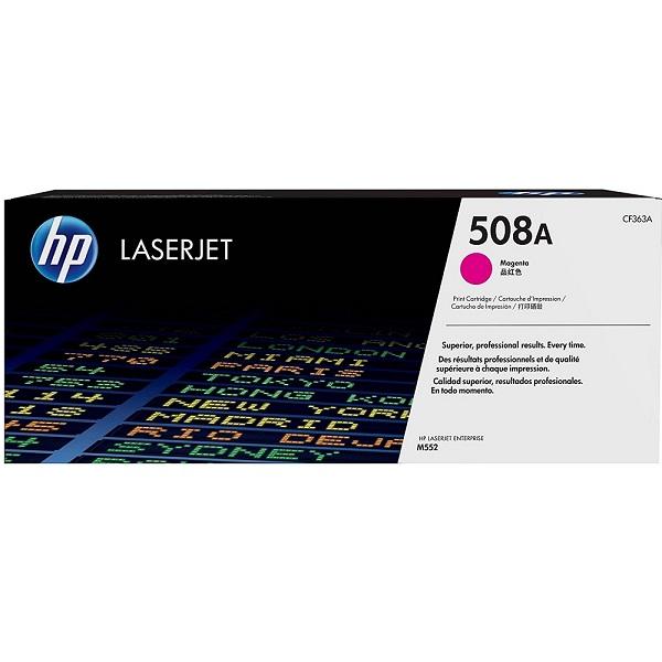 Заправка картриджа HP 508A (CF363A) в Москве