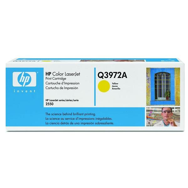 Заправка картриджа HP 123A (Q3972A) в Москве