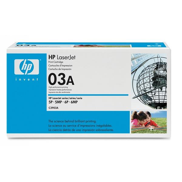 Заправка картриджа HP 03A (C3903A) в Москве