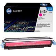 Заправка картриджа HP 645A (C9733A) с выездом