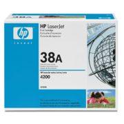 Заправка картриджа HP 38A (Q1338A) в Москве