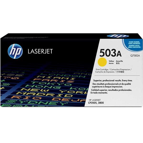 Заправка картриджа HP 503A (Q7582A) с выездом