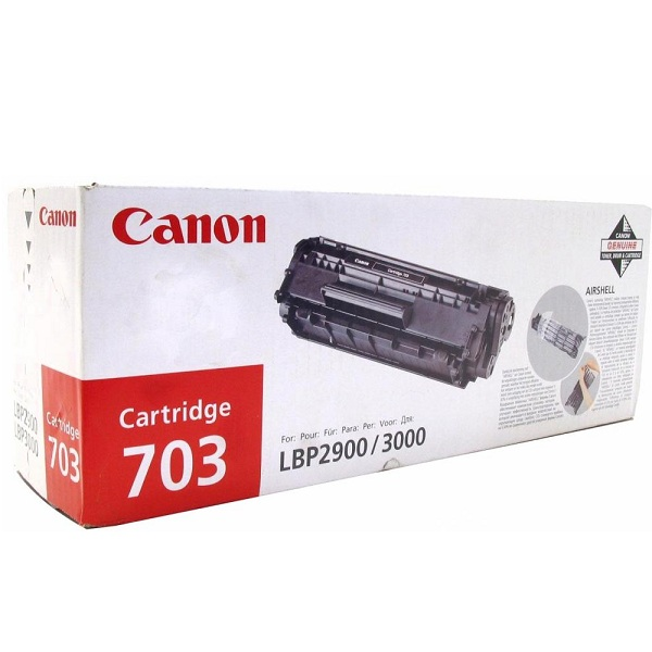 Заправка картриджа Canon 703 (7616A005) в Москве