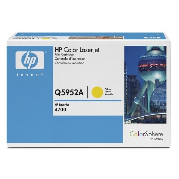 Заправка картриджа HP 643A (Q5952A) в Москве