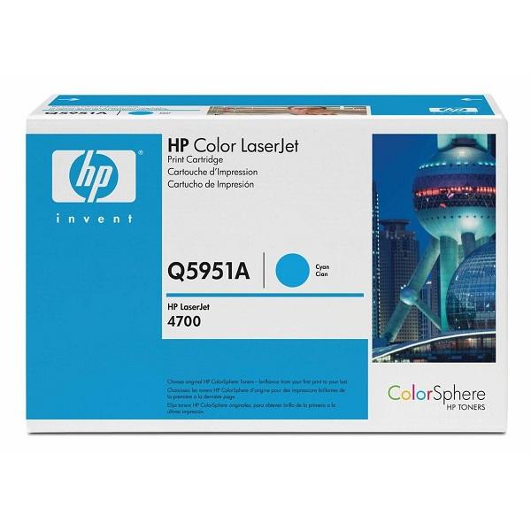 Заправка картриджа HP 643A (Q5951A) в Москве