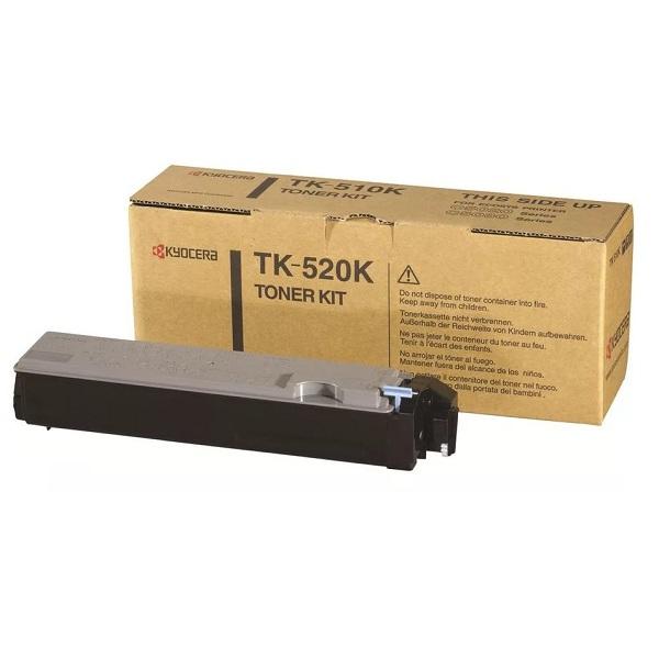 Заправка картриджа Kyocera TK-520K (1T02HJ0EU0) в Москве