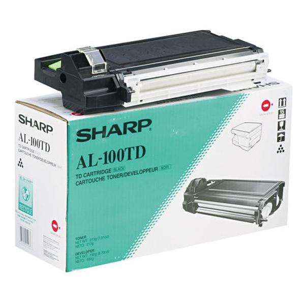 Заправка картриджа Sharp AL100TD в Москве