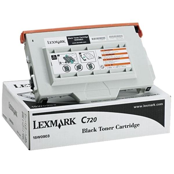 Заправка картриджа Lexmark 15W0903 в Москве