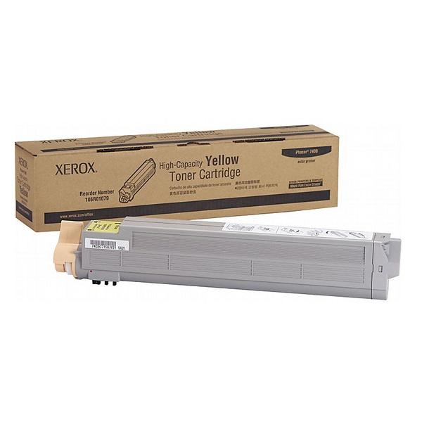 Заправка картриджа Xerox 106R01079