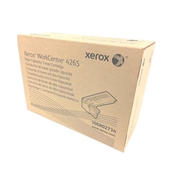 Заправка картриджа Xerox 106R02734