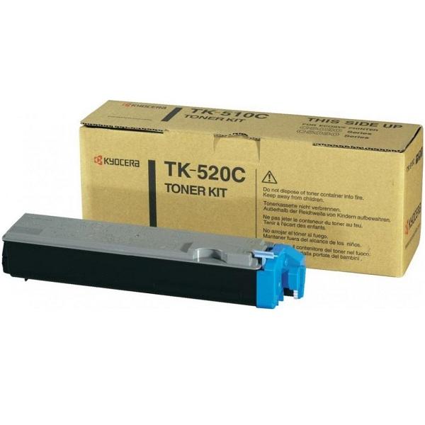 Заправка картриджа Kyocera TK-520C (1T02HJCEU0) в Москве