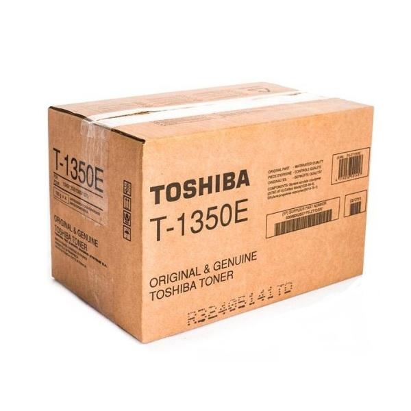 Заправка картриджа Toshiba T-1350E (60066062027) в Москве