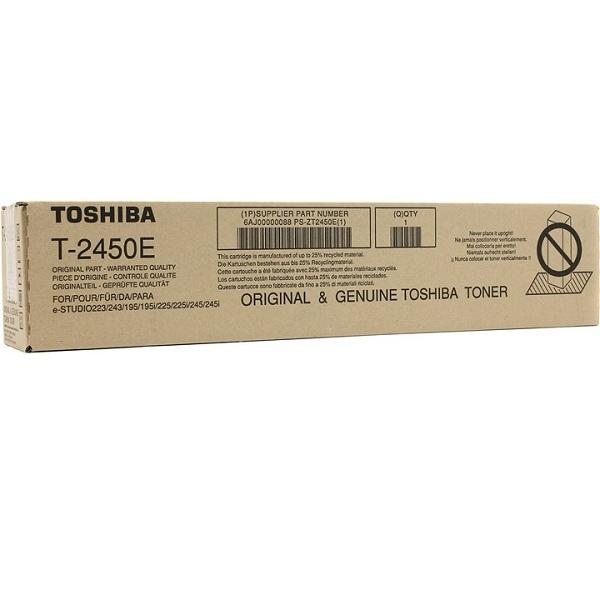 Заправка картриджа Toshiba T-2450E (PS-ZT2450E) в Москве