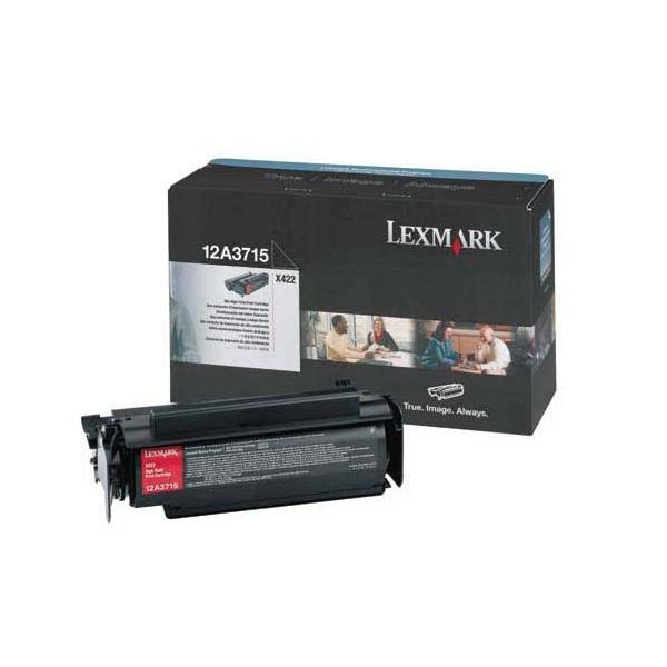 Заправка картриджа Lexmark 12A3715 в Москве