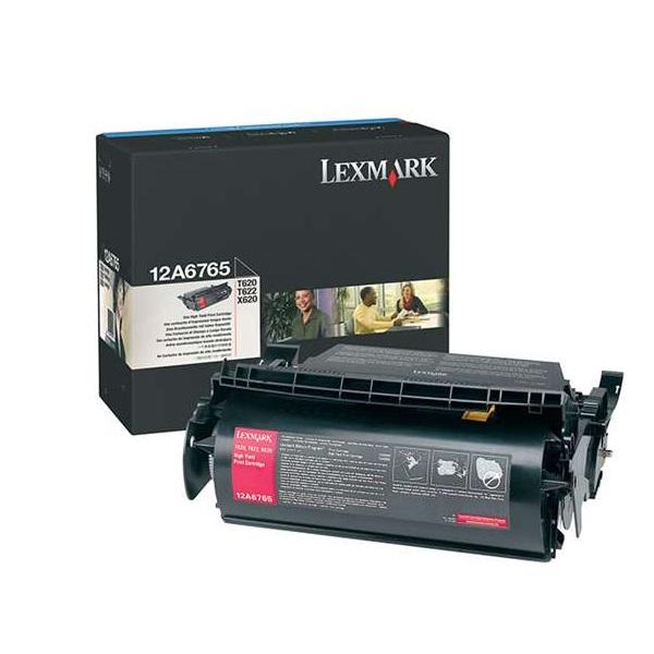 Заправка картриджа Lexmark 12A6765 в Москве