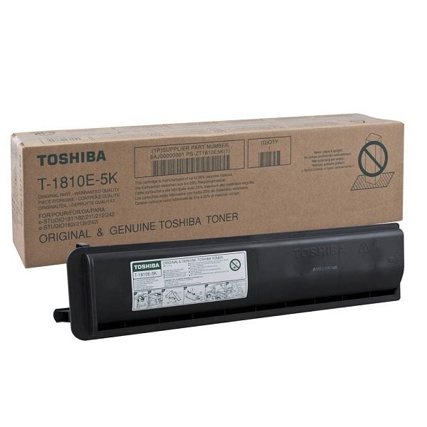 Заправка картриджа Toshiba T-1810E-5K (PS-ZT1810E5K) в Москве