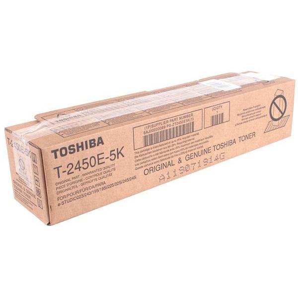Заправка картриджа Toshiba T-2450E-5K (PS-ZT2450E5K) в Москве