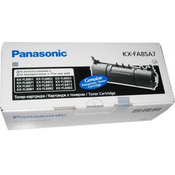 Заправка картриджа Panasonic KX-FA85A7 в Москве