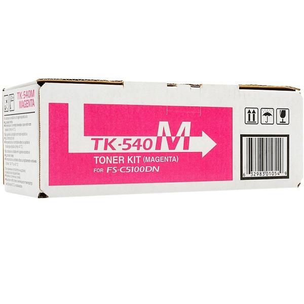 Заправка картриджа Kyocera TK-540M (1T02HLBEU0) в Москве