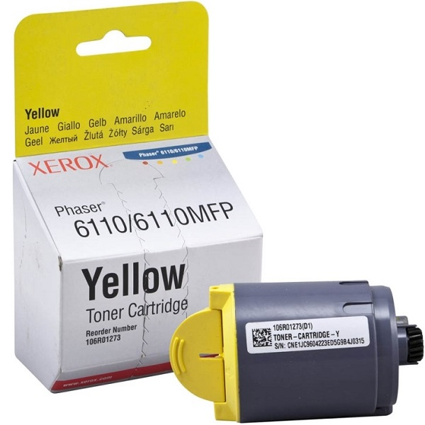 Заправка картриджа Xerox 106R01204