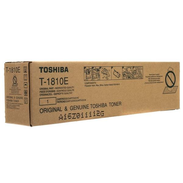 Заправка картриджа Toshiba T-1810E (PS-ZT1810E) в Москве