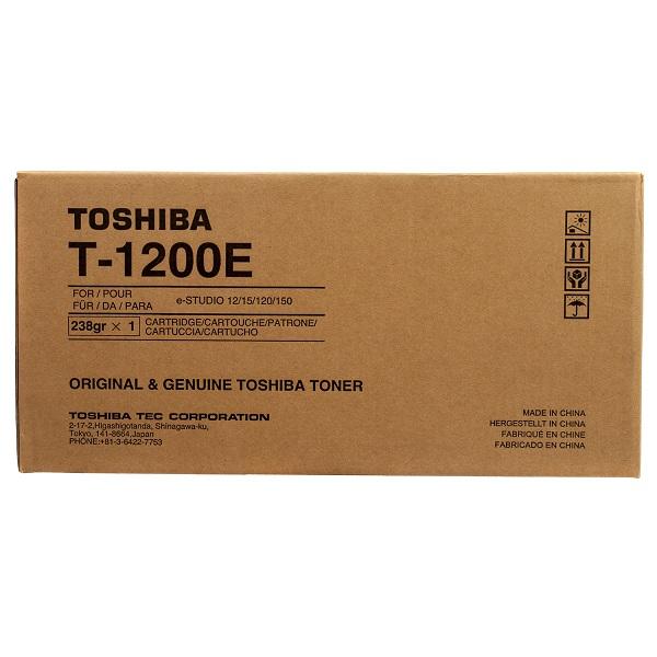 Заправка картриджа Toshiba T-1200E в Москве
