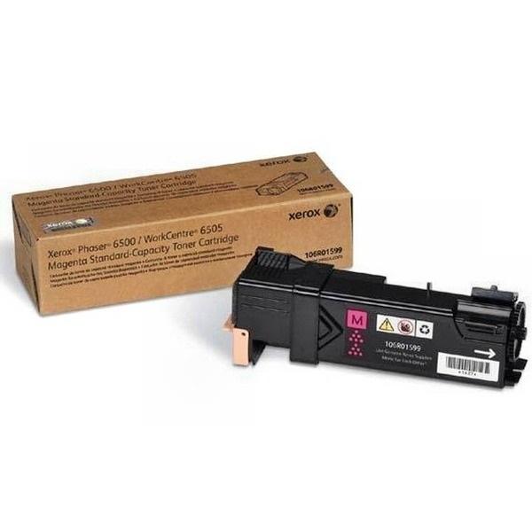 Заправка картриджа Xerox 106R01599