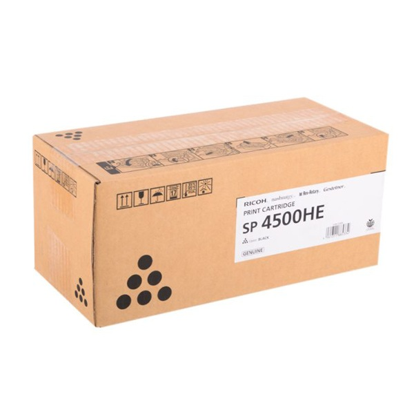Заправка картриджа Ricoh TYPE SP4500HE (407318) в Москве
