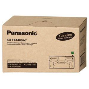 Заправка картриджа Panasonic KX-FAT400A7 в Москве