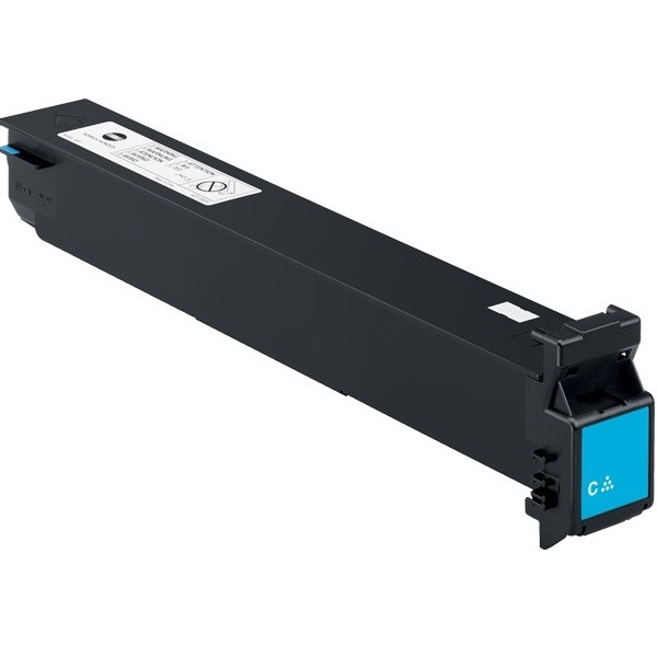 Заправка картриджа Konica Minolta TN214C (A0D7454)