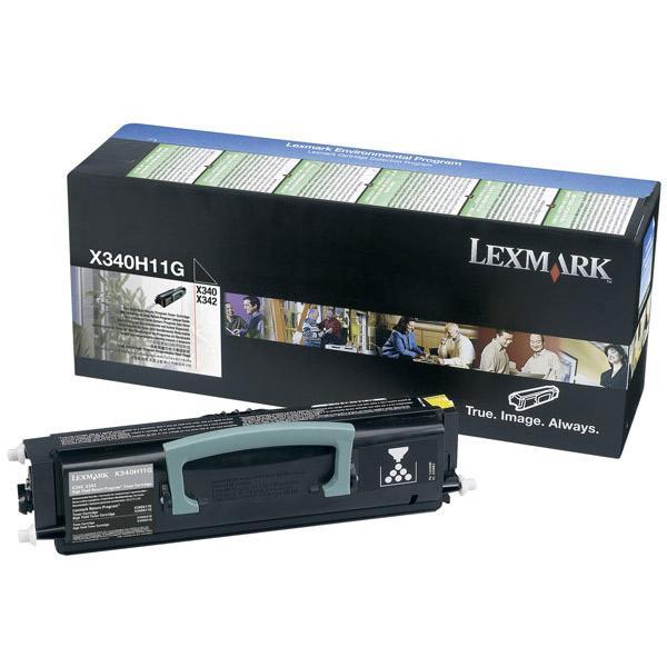 Заправка картриджа Lexmark X340H11G в Москве