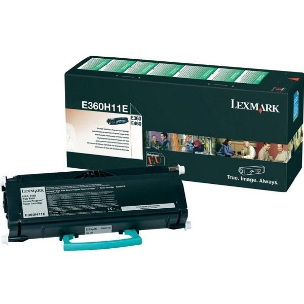 Заправка картриджа Lexmark E360H11E в Москве