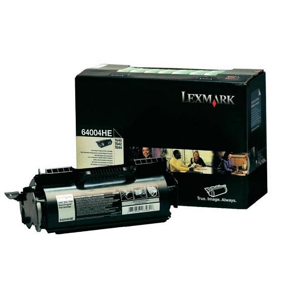 Заправка картриджа Lexmark 64004HE в Москве