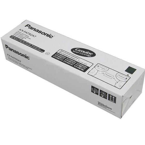 Заправка картриджа Panasonic KX-FAT92A7 в Москве