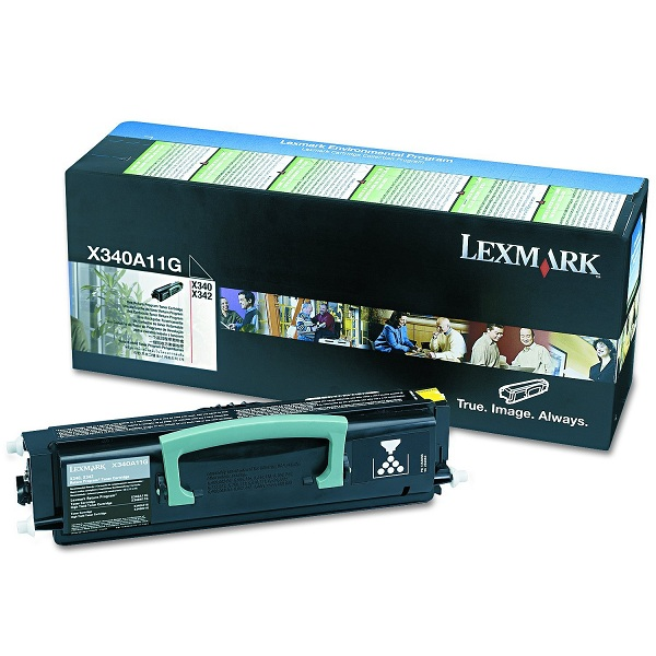 Заправка картриджа Lexmark X340A11G в Москве