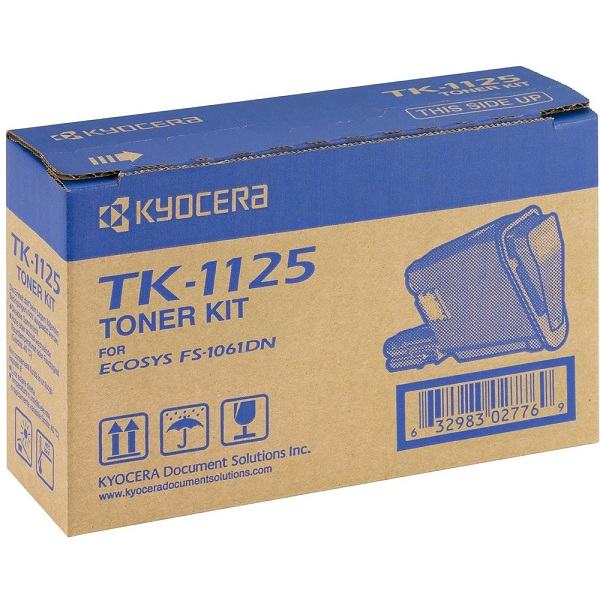 Заправка картриджа Kyocera TK-1125 (1T02M70NLV) в Москве