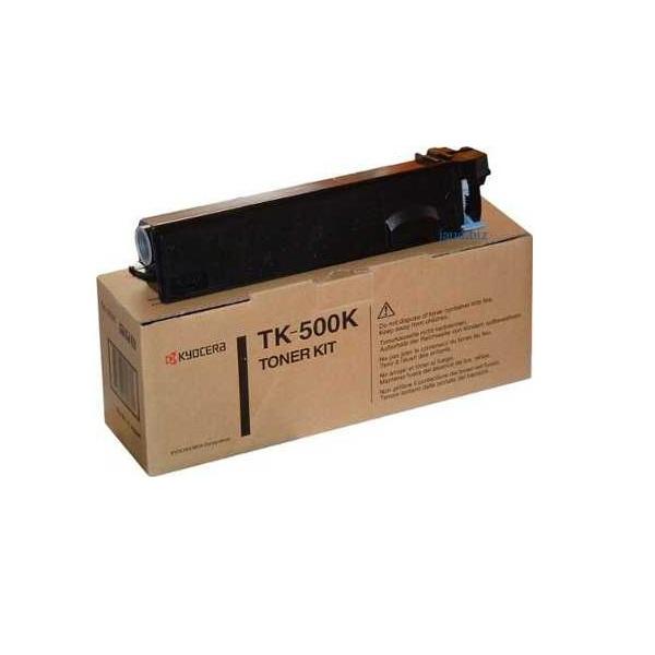 Заправка картриджа Kyocera TK-500K (370PD0KW) в Москве