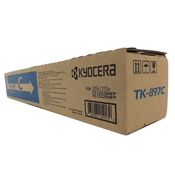 Заправка картриджа Kyocera TK-897C в Москве