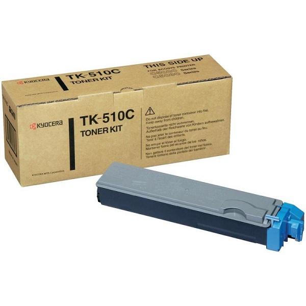 Заправка картриджа Kyocera TK-510C (1T02F3CEU0) в Москве