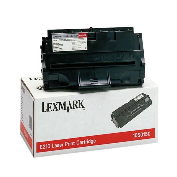 Заправка картриджа Lexmark 10S0150 в Москве