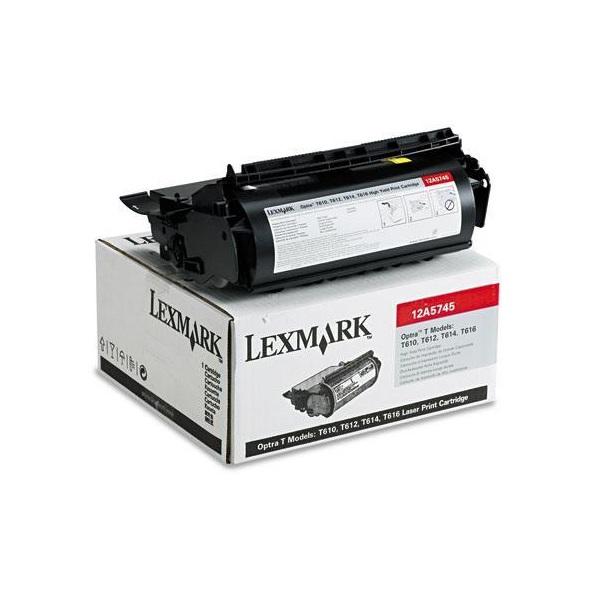 Заправка картриджа Lexmark 12A5745 в Москве