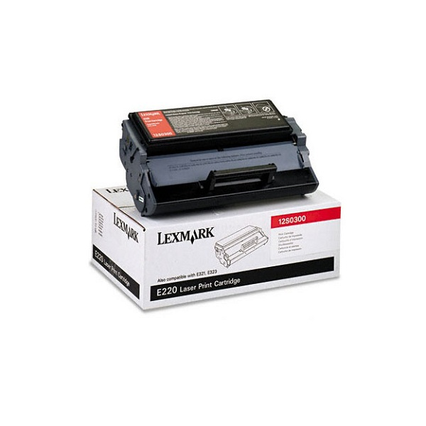 Заправка картриджа Lexmark 12S0300 в Москве