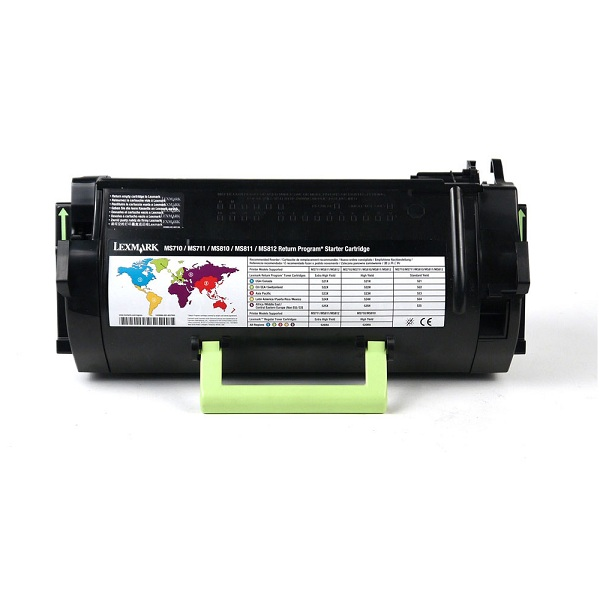 Заправка картриджа Lexmark 525X (52D5X00) с выездом