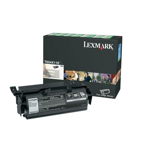 Заправка картриджа Lexmark T654X11E в Москве