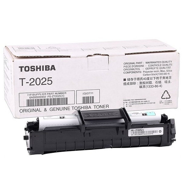 Заправка картриджа Toshiba T-2025 в Москве