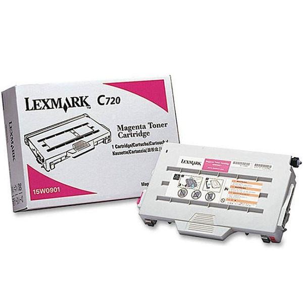 Заправка картриджа Lexmark 15W0901 в Москве