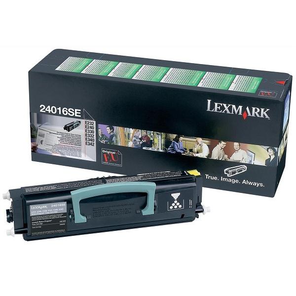 аправка картриджа Lexmark 24016SE в Москве