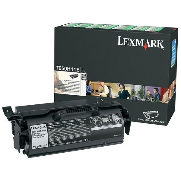 Заправка картриджа Lexmark T650H11E в Москве