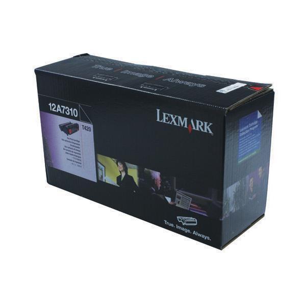 Заправка картриджа Lexmark 12A7310 в Москве